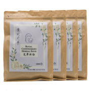 Royal Confinement Herbal Bath x4